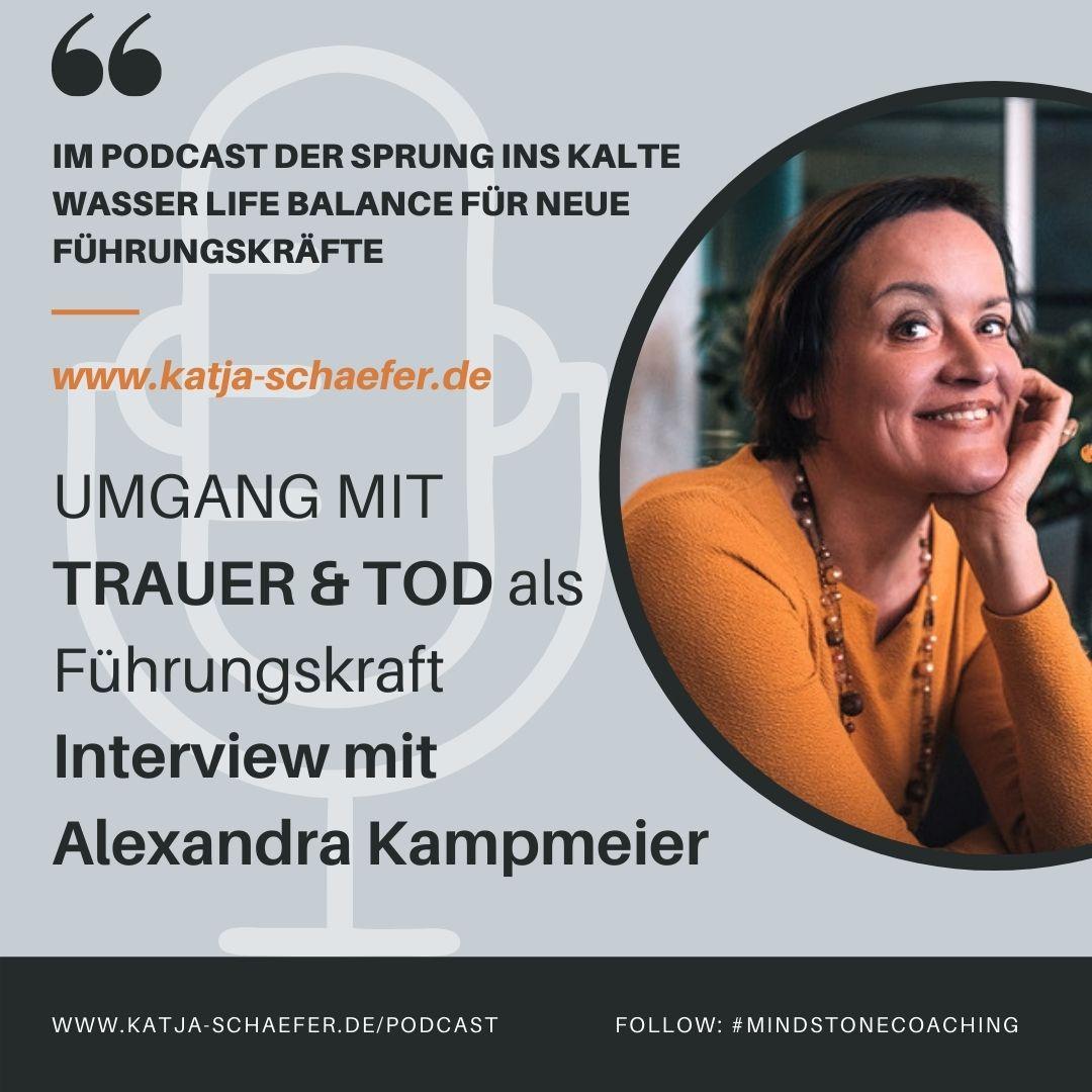 UMGANG MIT TRAUER & TOD I Interview mit Alexandra Kampmeier