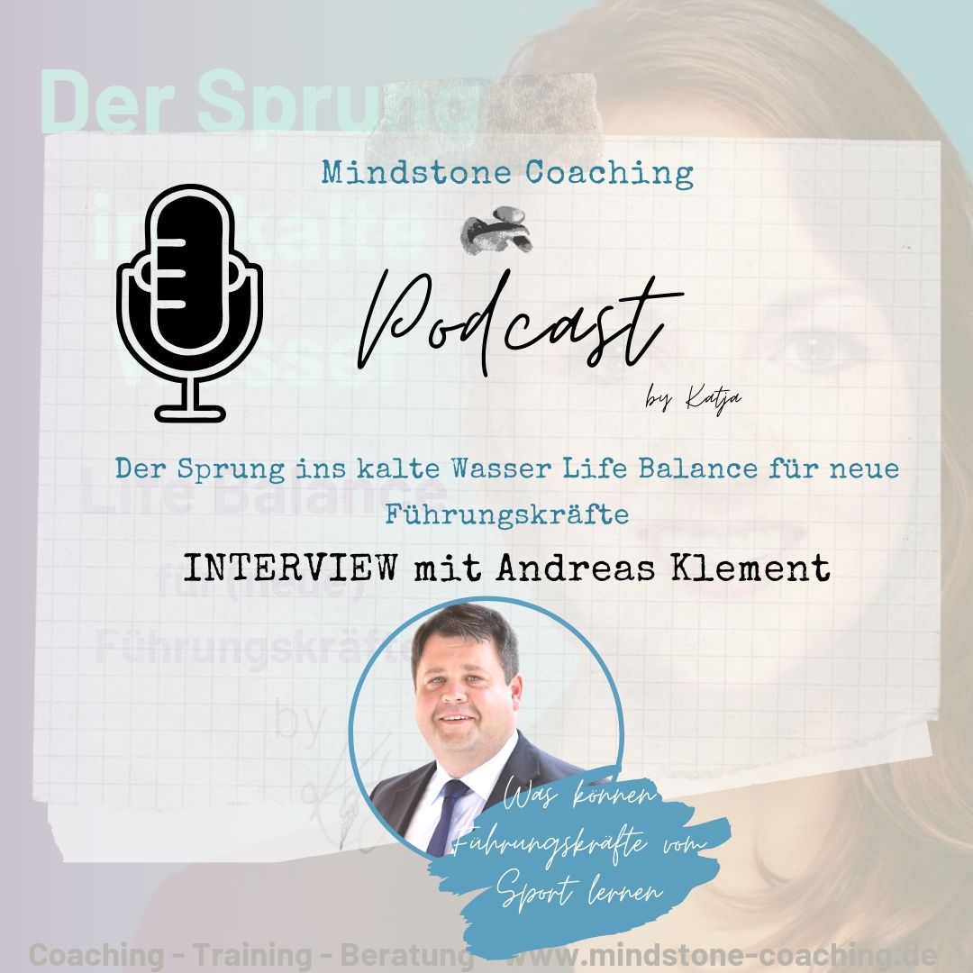 Neu als Führungskraft I LEADERSHIP MEETS SPORTS I Interview mit Andreas Klement